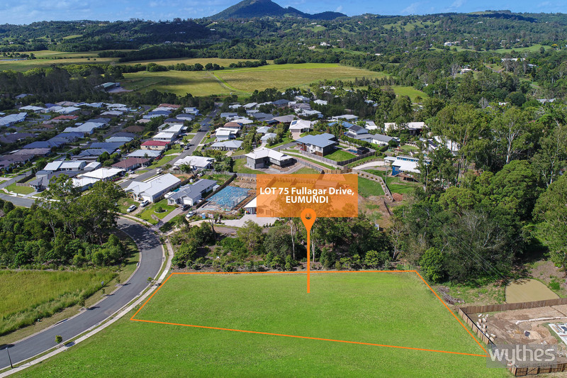 Lot 75 Fullager Drive, EUMUNDI QLD 4562 - Wythes Real Estate